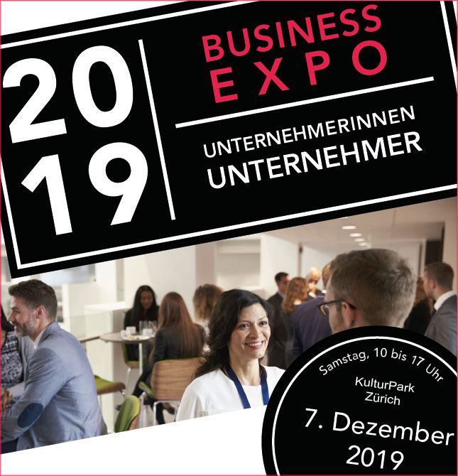 BUSINESS-EXPO 2019 in Zürich